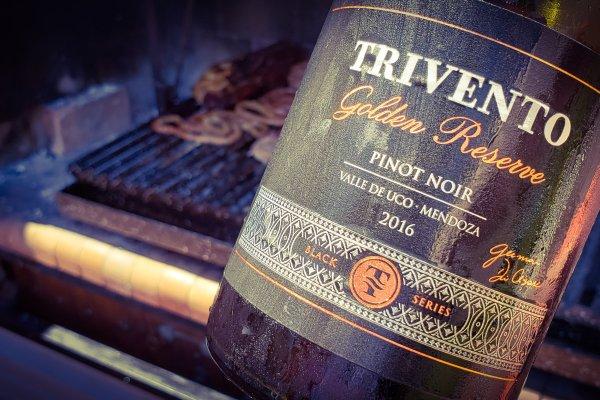 El Recomendado: Trivento Golden Reserve Black Series Pinot Noir 2016