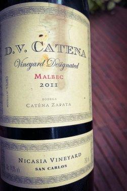 DV Catena Vineyard Designated Nicasia Malbec 2011 4