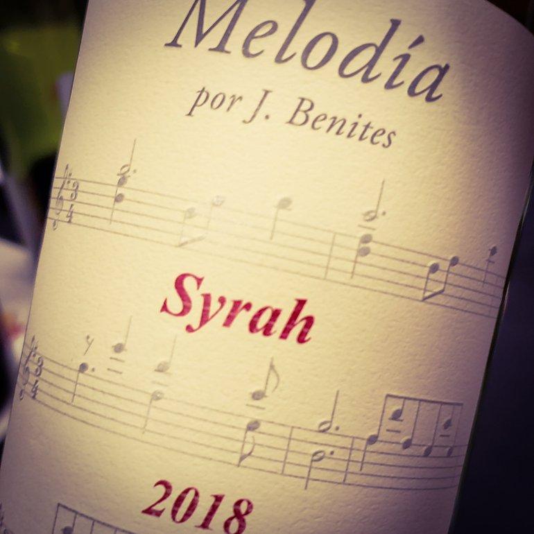 Melodía Wines 12
