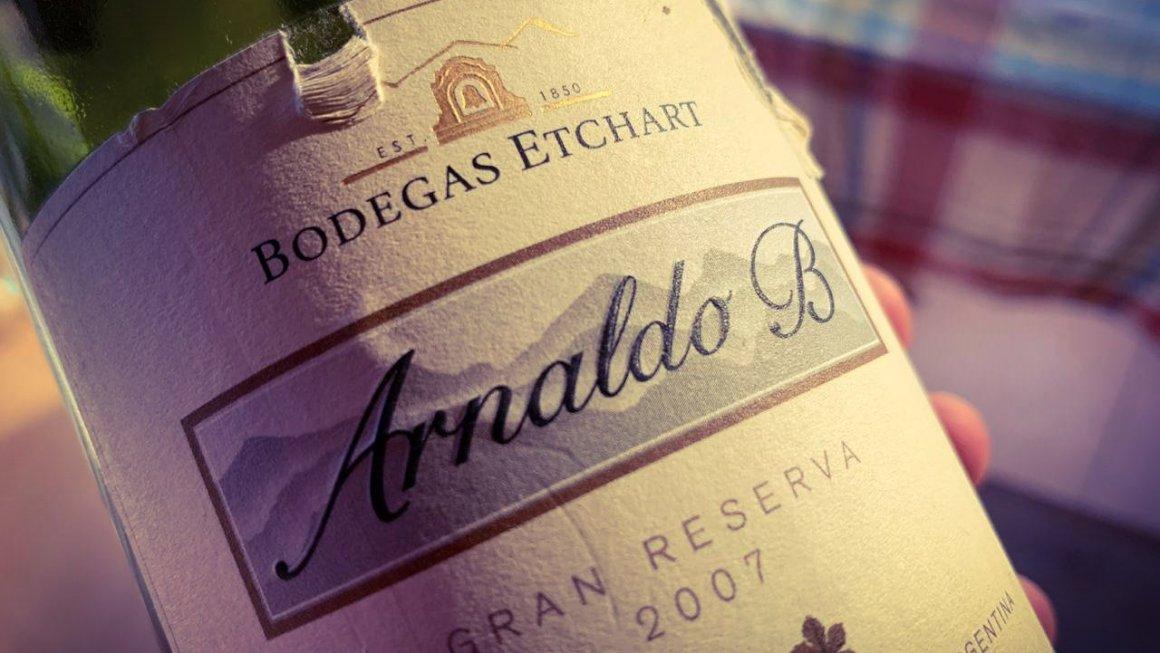 Como Dios Manda: Arnaldo B Gran Reserva