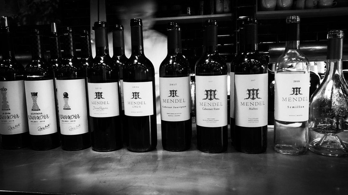 Mendel Wines celebra la llegada de su Cabernet Franc 2017 2