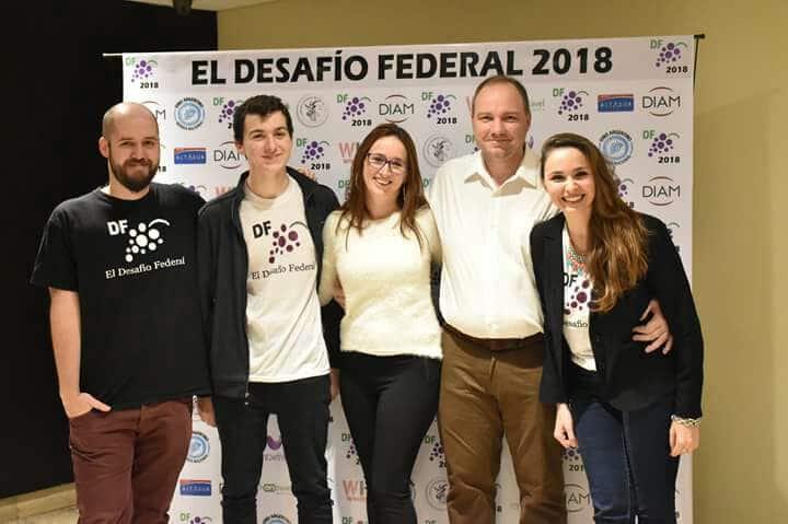 Francisco Rivero Segura y familia.