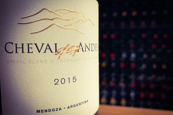 Como Dios Manda: Cheval Des Andes 2015