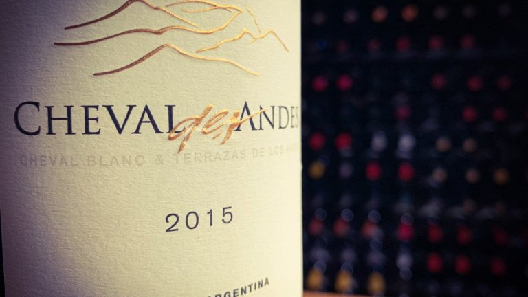 Cheval Des Andes 2015 2