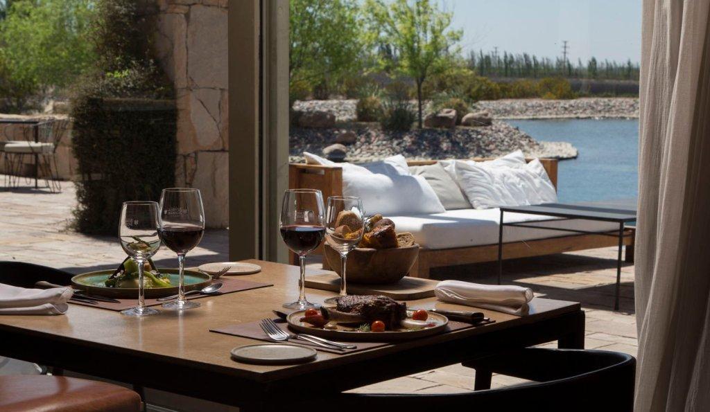 Rosell Boher Lodge fue elegido mejor restaurante de bodega del Mundo 4
