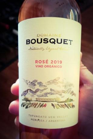 Domaine Bousquet Premium Rosé 2019