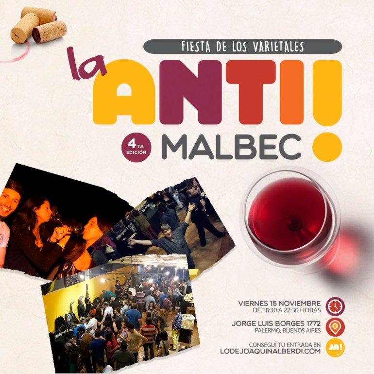 Fiesta Anti Malbec 2019