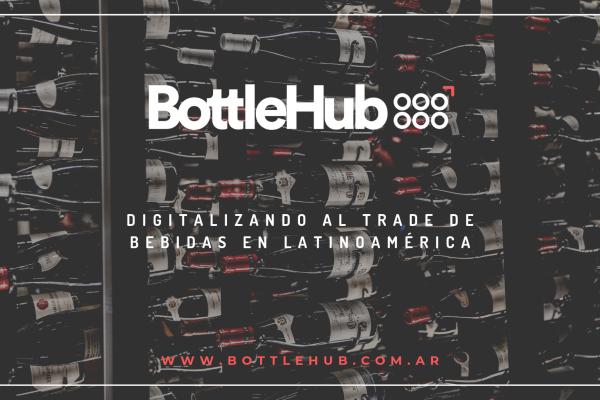 BottleHub: comprar vinos nunca fue tan fácil