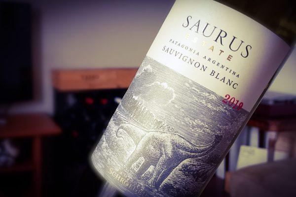 Saurus Estate Sauvignon Blanc 2019: nueva imagen, el mismo vino