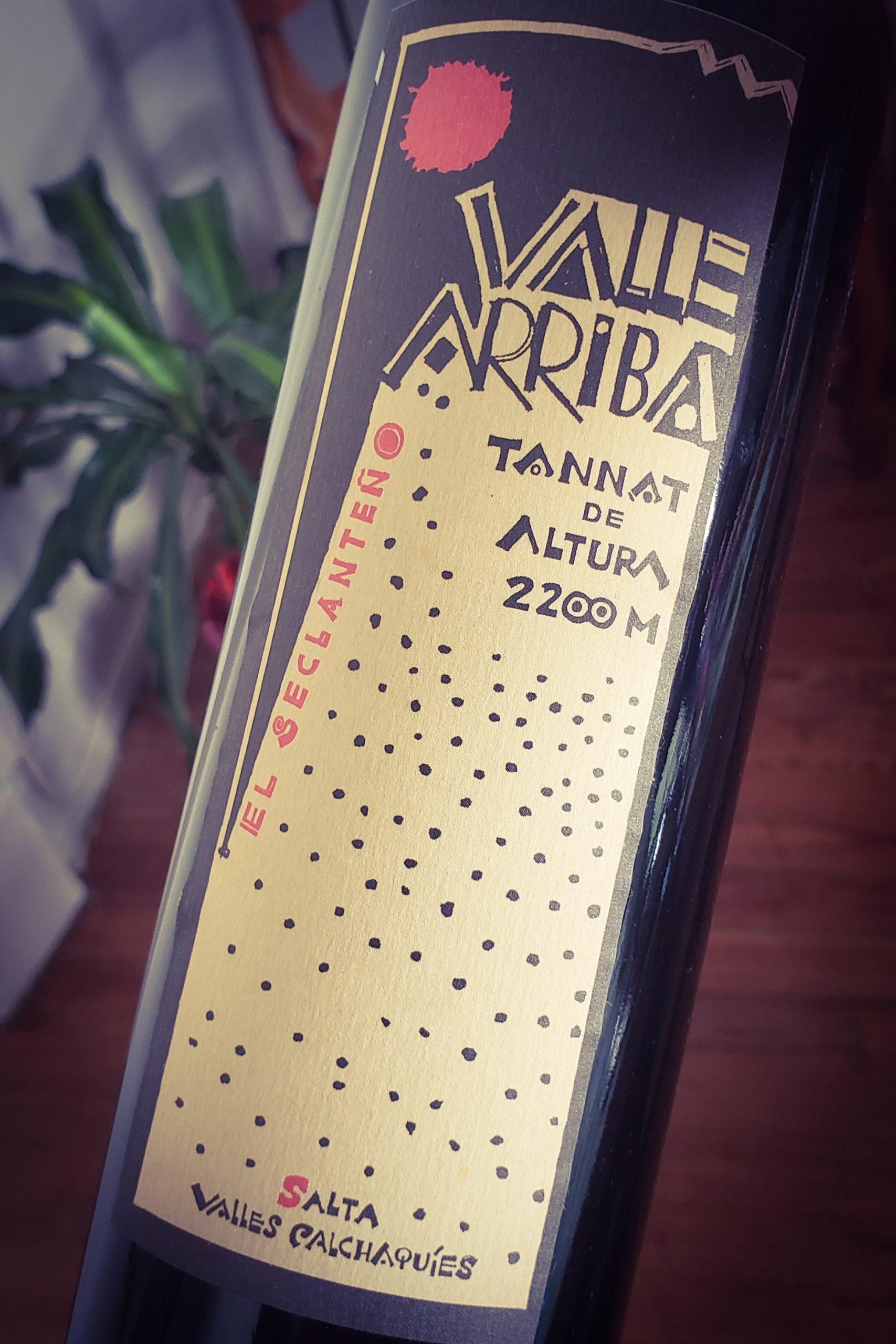 vinos de autor - valle arriba