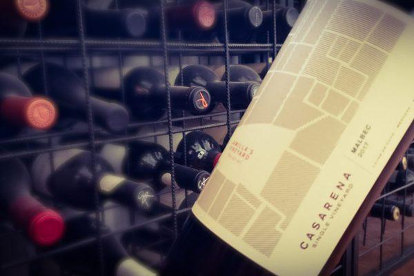 Casarena celebra el Mes del Malbec con su Single Vineyard Jamilla 2017