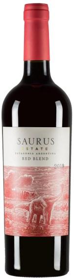 Saurus Estate Red Blend 2019 familia schroeder