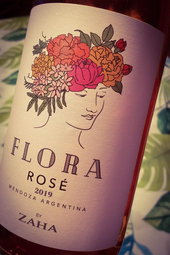 100 días - Flora Rosé 2019