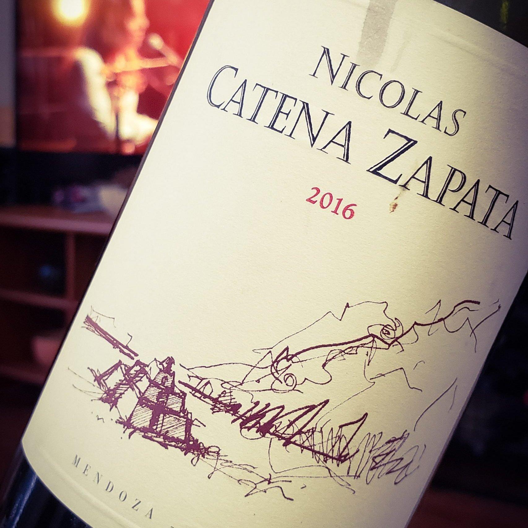 100 días - Nicolas Catena Zapata 2016