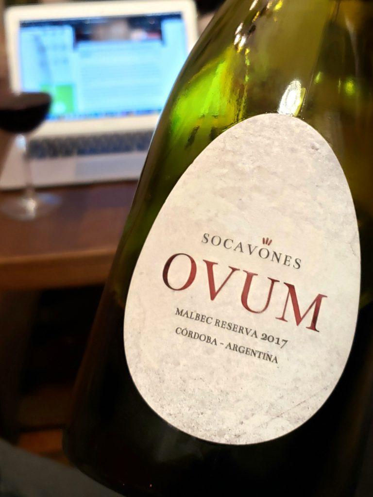 Ovum Reserva malbec - vinos de productores amigos
