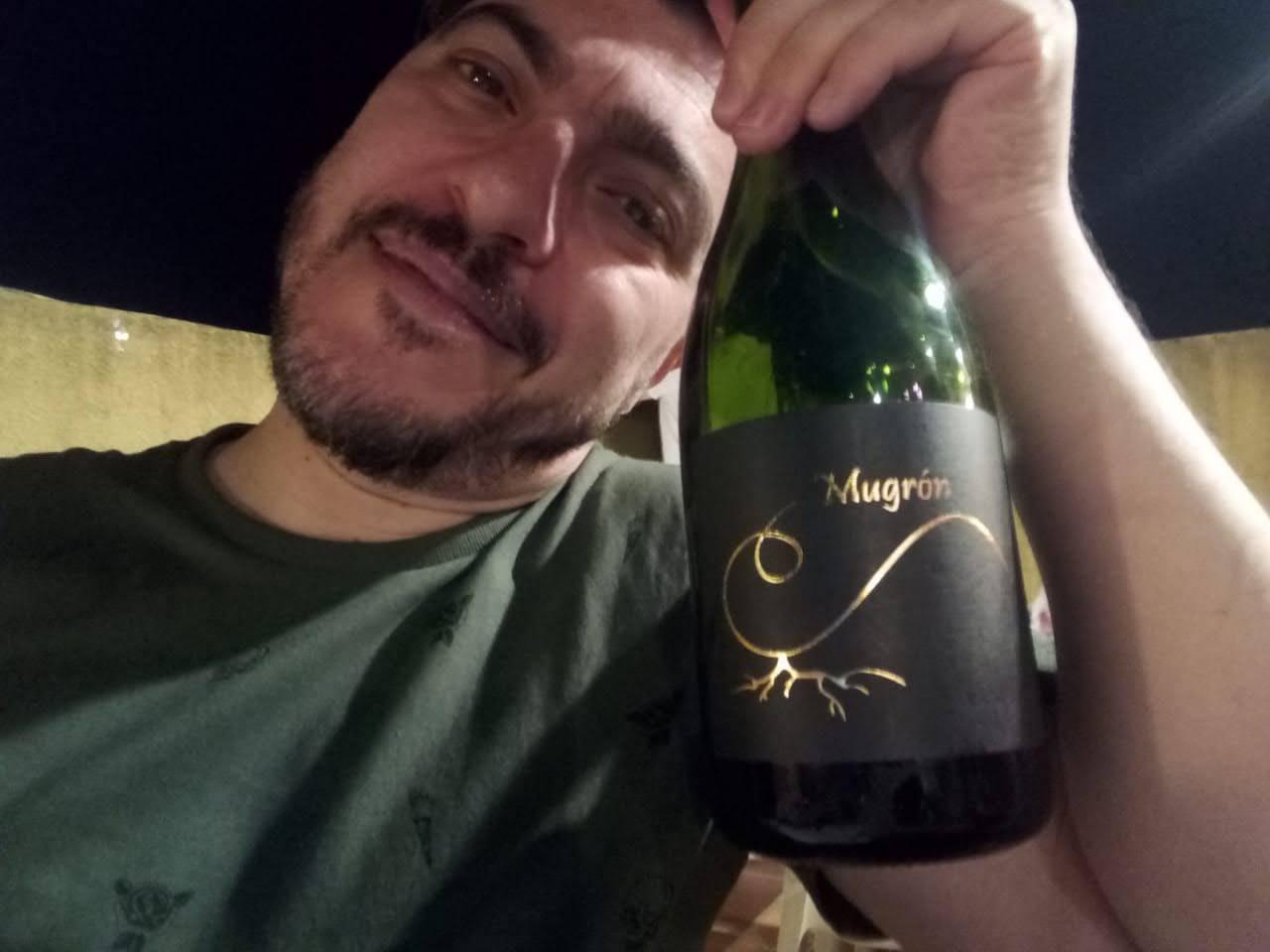 Vinos con Soda - Mugrón Black - Soda Stereo - Canción Animal