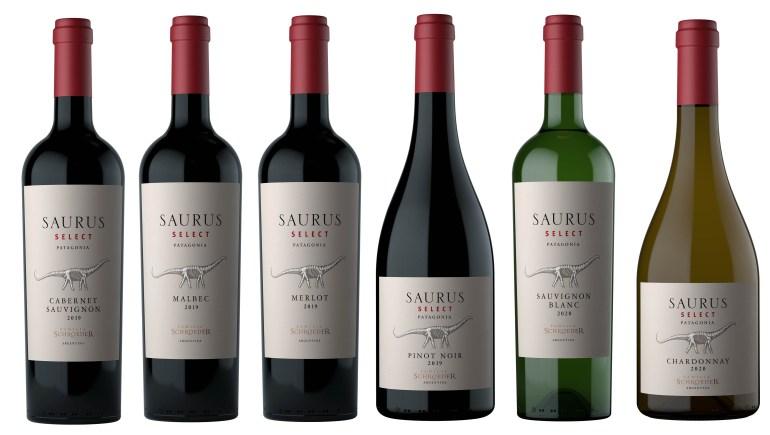 Saurus Select Pinot Noir