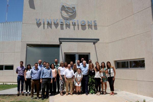 Vinventions invierte y amplía su planta de San Juan