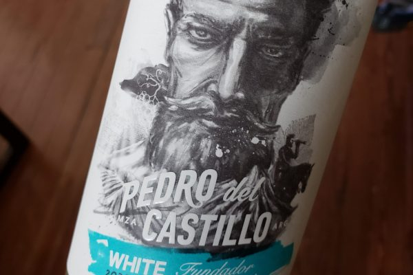 Pedro del Castillo White Blend 2020