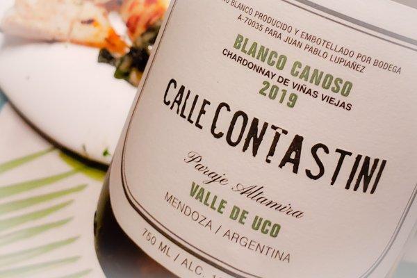 Calle Contastini Blanco Canoso Chardonnay 2019