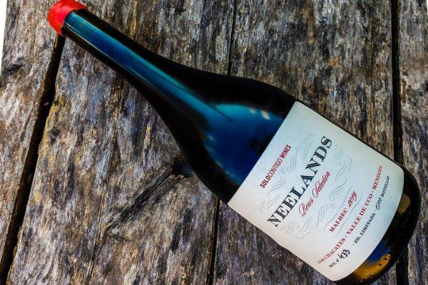 Neelands Rows Selection Malbec 2019, el nuevo vino ícono de Solo Contigo Wines