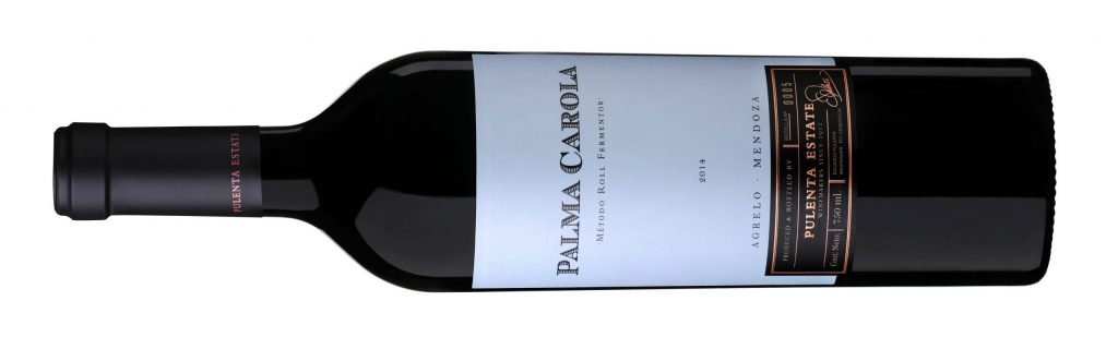 Palma Carola Red Blend Pulenta Estate