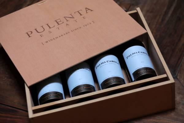 Pulenta Estate cierra el año con el lanzamiento de Palma Carola, su nueva línea de alta gama