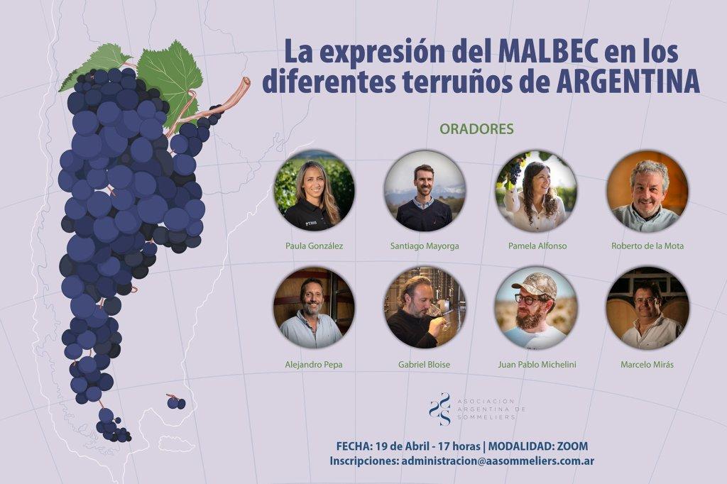 La expresión del Malbec en los diferentes terruños de Argentina 4