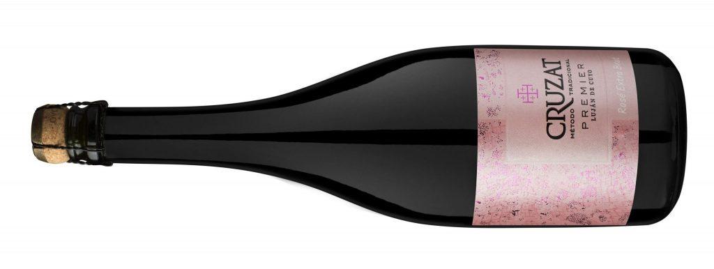 Bodega Cruzat vinos veganos premier rosé