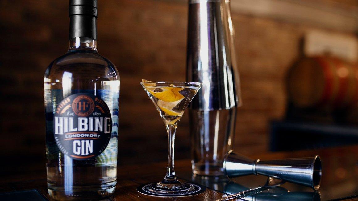 Día Mundial del Gin Hilbing london dry hilbing Gin Malbec