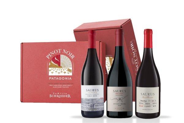 Patagonia es Pinot Noir y Pinot Noir es Familia Schroeder
