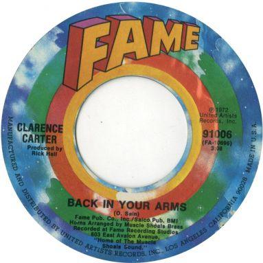 The Fame Singles Volume 2 1970-73