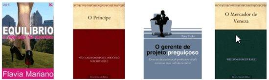 Amazon.com.br tambem disponibiliza uma infinidade de Ebooks Gratuitos (2)