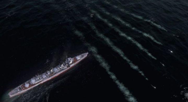 как играть торпеды World of Warships