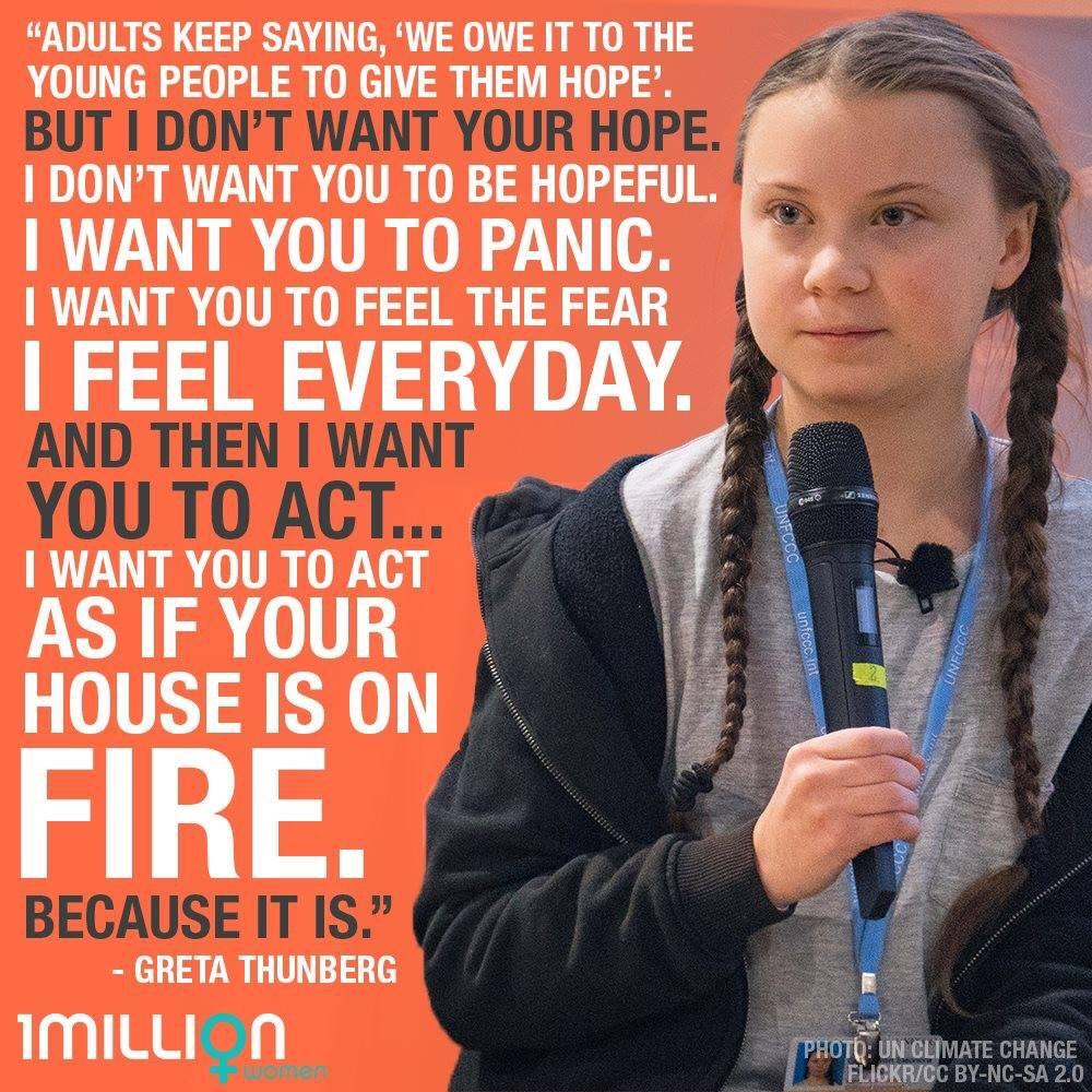COP 26 should be postponed says Greta Thunberg
