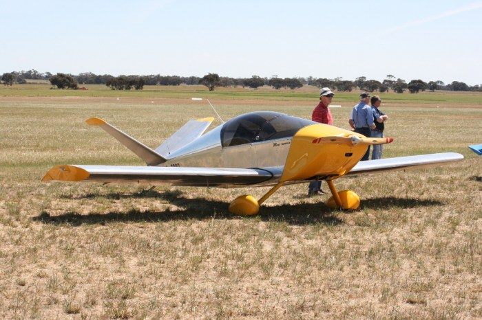 Nhill Fly In 2012 Aces Flying High
