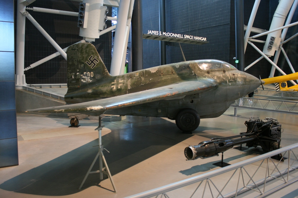 "The Survivors: Messerschmitt Me 163 Komet ""The Devil's Sled"""