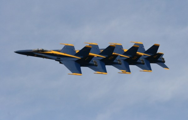 2014: The Return of the US Navy Blue Angels – Aces Flying High