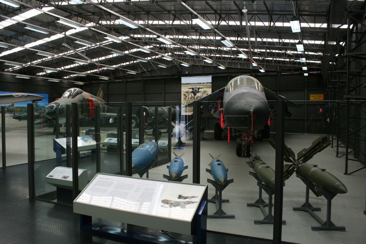 RAAF Museum Point Cook: Strike/Recce Hangar