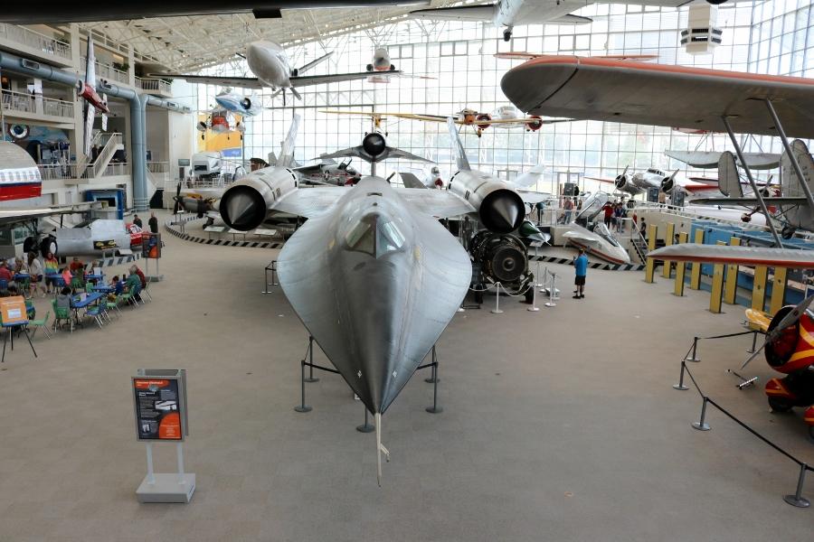 Museum of Flight: Lockheed M-21 Blackbird – The CIA Spy Drone Mothership
