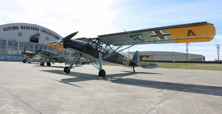 FHC Luftwaffe Flying Day 2016