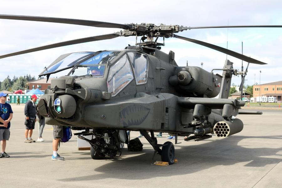 JBLM Airshow & Warrior Expo 2016 – US Army Displays