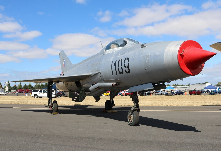 Cold War Warriors: Classic Aircraft Aviation Museum