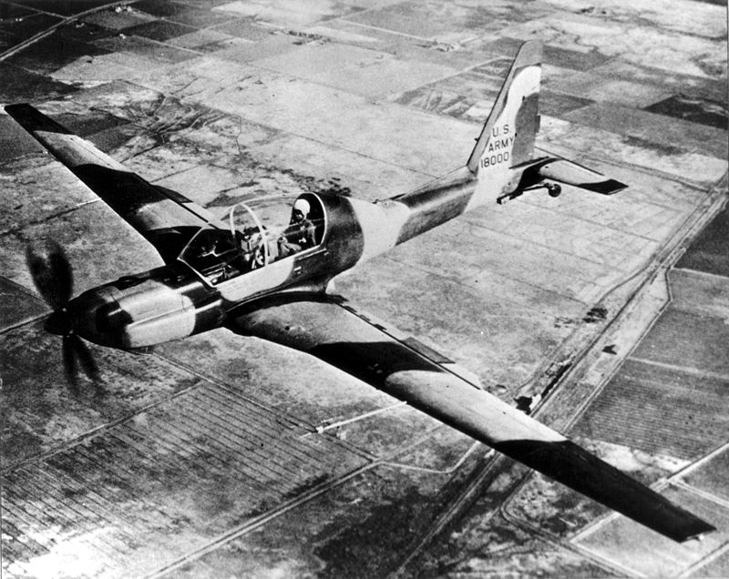 Lockheed YO-3A Quiet Star – Silence Was It's Only Protection