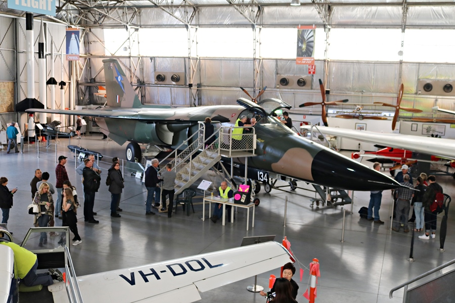 South Australian Aviation Museum – Open Cockpits and Family Fun Day 2017 – Part III