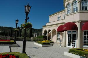 Villa Fiore tasting room