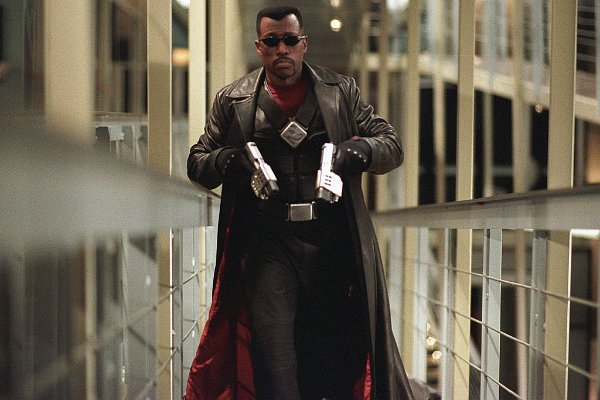 Marvel Plans New Blade Movie Centering On His Daughter