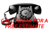 Call Us Today For A Free Estimate