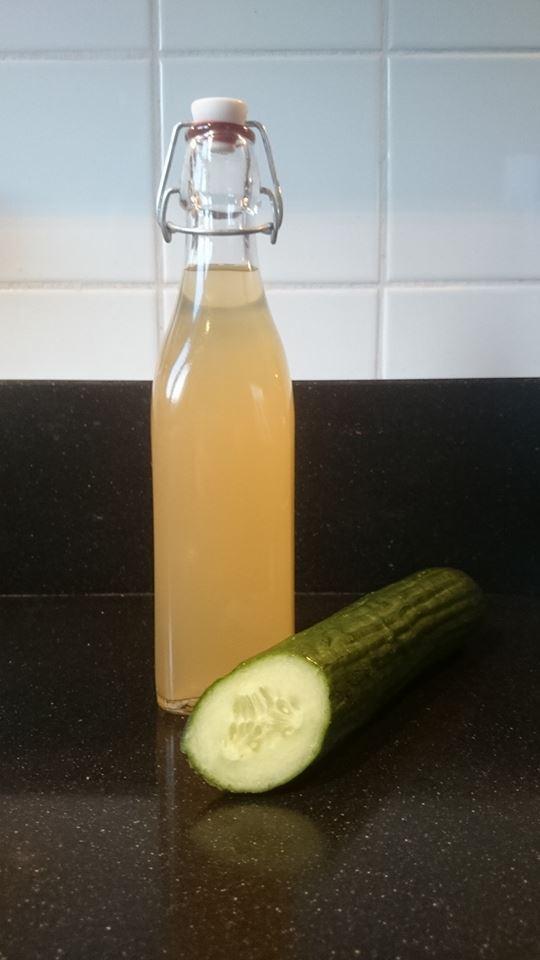 De nieuwe komkommerazijn