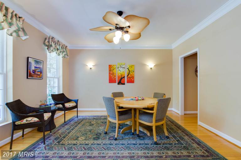 12712 Melville Lane, Fairfax, VA -  Family Room
